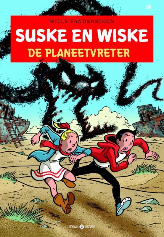 De planeetvreter SUSKE EN WISKE, Willy Vandersteen, Paperback
