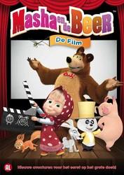 Masha en de beer - De film, (DVD)