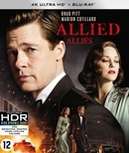 Allied, (Blu-Ray 4K Ultra HD)
