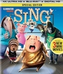 Sing, (Blu-Ray 4K Ultra HD)
