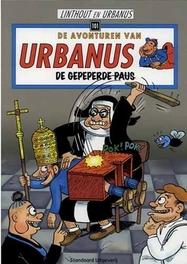 URBANUS 101. DE GEPEPERDE PAUS De avonturen van Urbanus, Linthout, Willy, Paperback