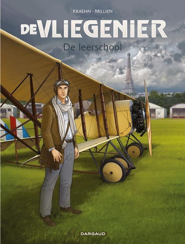 De leerschool De vliegenier, Arnoux, Erik, Paperback