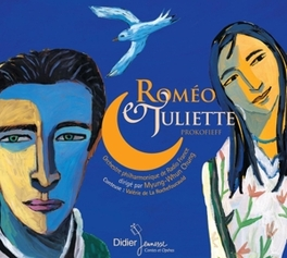 ROMEO ET JULIETTE VALERIE DE LA ROCHEFOUCAULD Audio CD, S. PROKOFIEV, CD