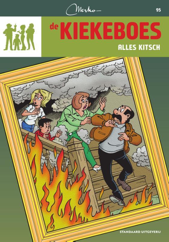 Alles kitsch De Kiekeboes, MERHO, Paperback
