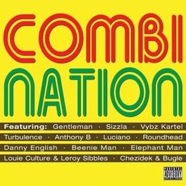 COMBINATION FT. GENTLEMAN/SIZZLA/VYBZ KARTEL V/A, CD