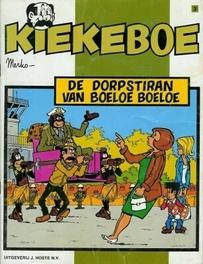 KIEKEBOES DE 003. DORPSTIRAN BOELOE BOELOE De Kiekeboes, MERHO, Paperback