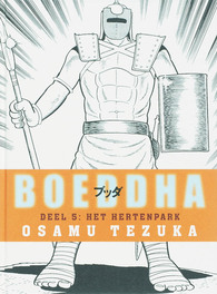 BOEDDHA HC05. HET HERTENPARK BOEDDHA, Tezuka, Osamu, Hardcover