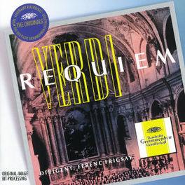 REQUIEM -STADER/RADEV/RIAS/FRICSAY Audio CD, G. VERDI, CD
