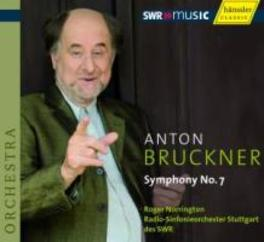 SYMPHONY NO.7 RSO STUTTGART/ROGER NORRINGTON Audio CD, A. BRUCKNER, CD