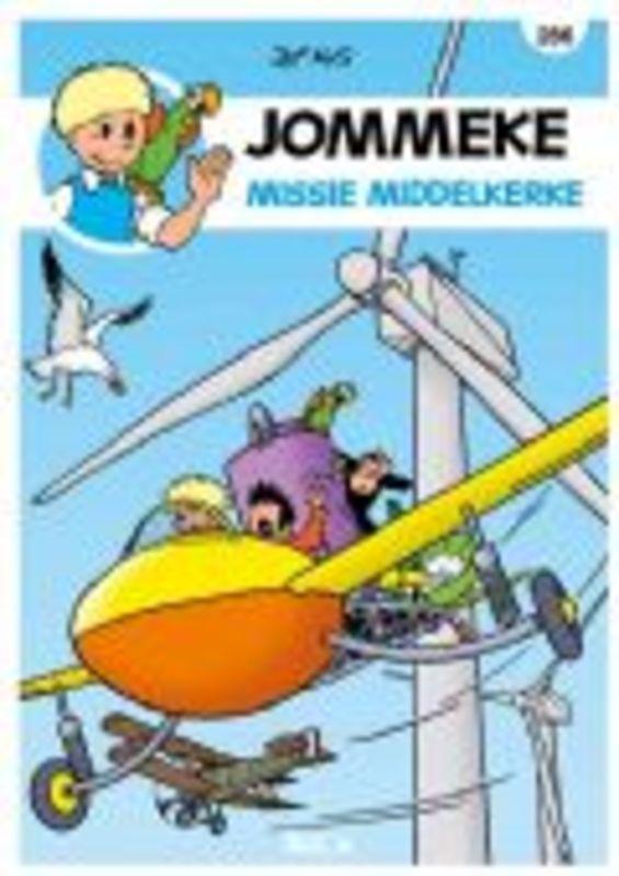 JOMMEKE 286. MISSIE MIDDELKERKE JOMMEKE, Van Loock, Gerd, Paperback