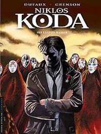 Het laatste masker Niklos Koda, Dufaux, Jean, Paperback
