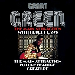 MAIN ATTRACTION ST. LOUIS JAZZ GUITARIST RECORDED BY RUDY VAN GELDER GRANT GREEN, CD