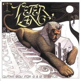 THING AT THE NURSERY ROOM INCL. 3 BONUS TRACKS Audio CD, PETER LANG, CD