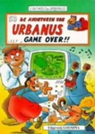 Game over! De avonturen van Urbanus, Willy Linthout, Paperback