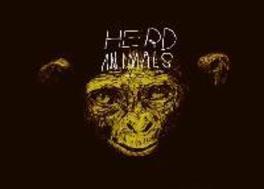 Herd Animals (VASTE VERKOOP) Ward, Zwart, Paperback