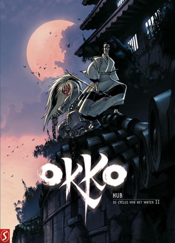 OKKO 02. DE CYCLUS VAN HET WATER 2 OKKO, Hub, Paperback