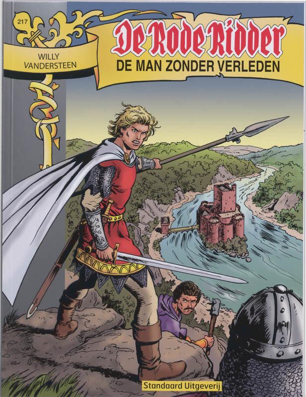 De man zonder verleden RODE RIDDER, Willy Vandersteen, Paperback