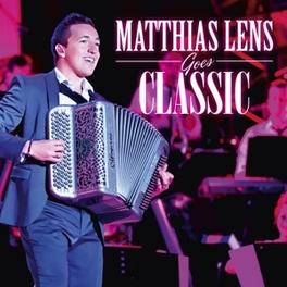 GOES CLASSIC MATTHIAS LENS, CD