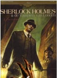 SHERLOCK HOLMES EN DE VAMPIERS VAN LONDO HC01. DE ROEP VAN HET BLOED SHERLOCK HOLMES EN DE VAMPIERS VAN LONDO, KRISTIC, Hardcover