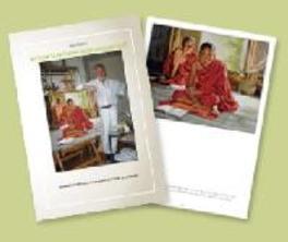 Met een schetsboek door Zuidoost Azië Vietnam, Cambodja, Myanmar en Laos in tekeningen en schilderijen en schilderijen, Paul Geerts, Hardcover
