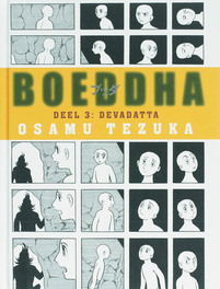 Devadatta Boeddha, Tezuka, Hardcover
