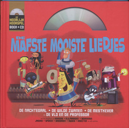 De mafste mooste liedjes hoorspel, Stuffmakers, Luisterboek