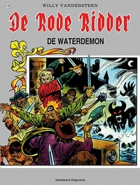 RODE RIDDER 159. DE WATERDEMON De Rode Ridder, Vandersteen, Willy, Paperback