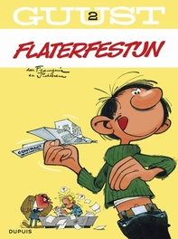 GUUST FLATER 02. FLATERFESTIJN GUUST FLATER, Franquin, André, Paperback