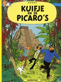 KUIFJE 23. KUIFJE EN DE PICARO'S KUIFJE, Hergé, Paperback