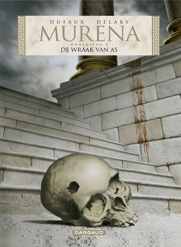 MURENA 08. DE WRAAK VAN AS MURENA, DELABY, PHILIPPE, DUFAUX, JEAN, Paperback
