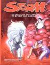 Storm: De Zeven van Aromater de kronieken van Pandarve, Martin Lodewijk, Paperback