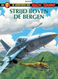 BUCK DANNY 048. STRIJD BOVEN DE BERGEN + DE DESERTEUR BUCK DANNY, BERGÉSE, FRANCIS, CHARLIER, JEAN-MICHEL, Paperback