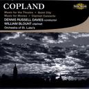 CLARINET CONCERT ORCH.ST.LUKE/RUSSELL DAVIES