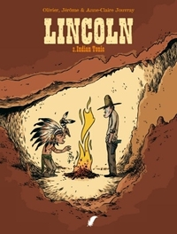 LINCOLN 02. INDIAN TONIC LINCOLN, Jouvray, Olivier, Paperback