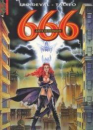 666 01. ANTE DEMONIUM 666, Franck, Tacito, Paperback