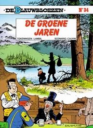 BLAUWBLOEZEN 34. DE GROENE JAREN BLAUWBLOEZEN, Cauvin, Raoul, Paperback