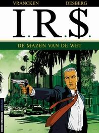 I.R.$. 01. MAZEN VAN DE WET I.R.$., Vrancken, Desberg, Stephen, Paperback
