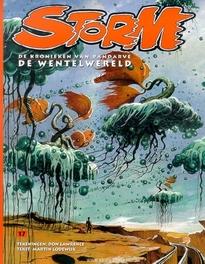 De wentelwereld de kronieken van de pandarve, Martin Lodewijk, Paperback