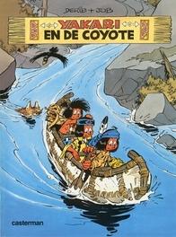 YAKARI 12. YAKARI EN DE COYOTE YAKARI, DERIB, DERIB, Paperback