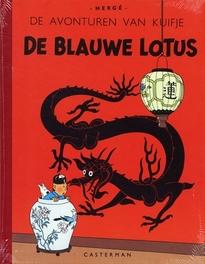 KUIFJE FACSIMILE KLEUR HC05. BLAUWE LOTUS KUIFJE FACSIMILE KLEUR, Hergé, Hardcover