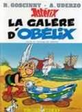 ASTERIX HC30. LA GALERE D'OBELIX