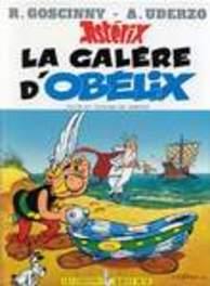 ASTERIX HC30. LA GALERE D'OBELIX ASTERIX, Uderzo, Albert, Hardcover