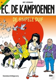 De simpele duif F.C. De Kampioenen, Leemans, Hec, Paperback