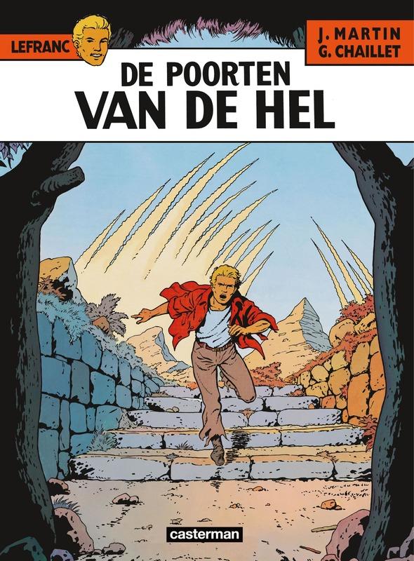 LEFRANC 05. DE POORTEN VAN DE HEL LEFRANC, Martin, Jacques, Paperback