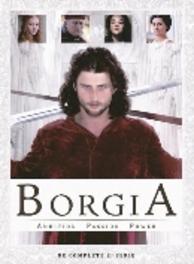 Borgia - Seizoen 2, (DVD) Fontana, Tom, DVDNL