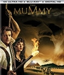 Mummy, (Blu-Ray 4K Ultra HD)