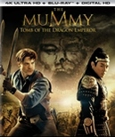 Mummy 3, (Blu-Ray 4K Ultra HD)