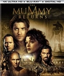 Mummy returns, (Blu-Ray 4K...