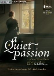 Quiet passion, (DVD) BY: TERENCE DAVIES /CAST: CYNTHIA NIXON, KEITH CARRADIN. DVD