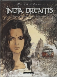 INDIA DREAMS HC03. IN DE SCHADUW VAN DE BOUGAINVILLES INDIA DREAMS, CHARLES, JEAN-FRANCOIS, CHARLES-NOUWENS, MARYSE, Hardcover